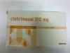CLOTRIMAZOL OVULE 100 mg