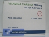 Vitamina C Arena 750mg 5ml sol.inj